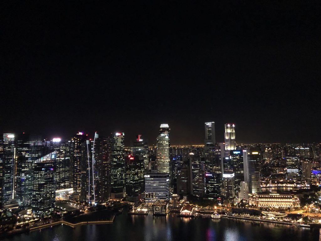 Skybar tại Singapore