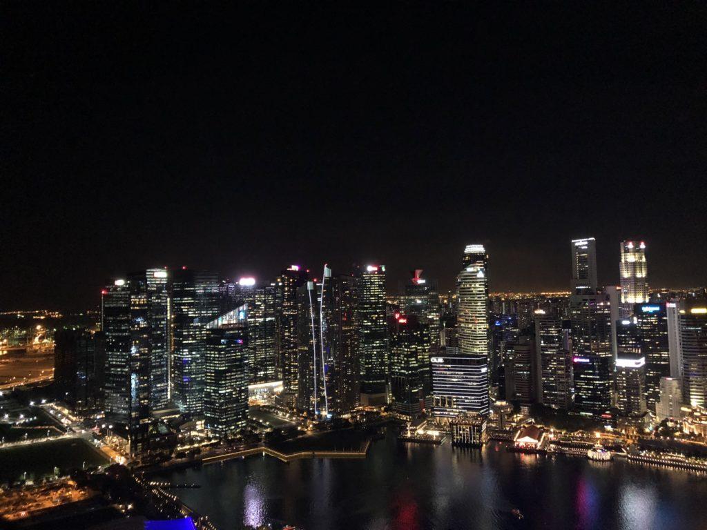 View từ Skybar