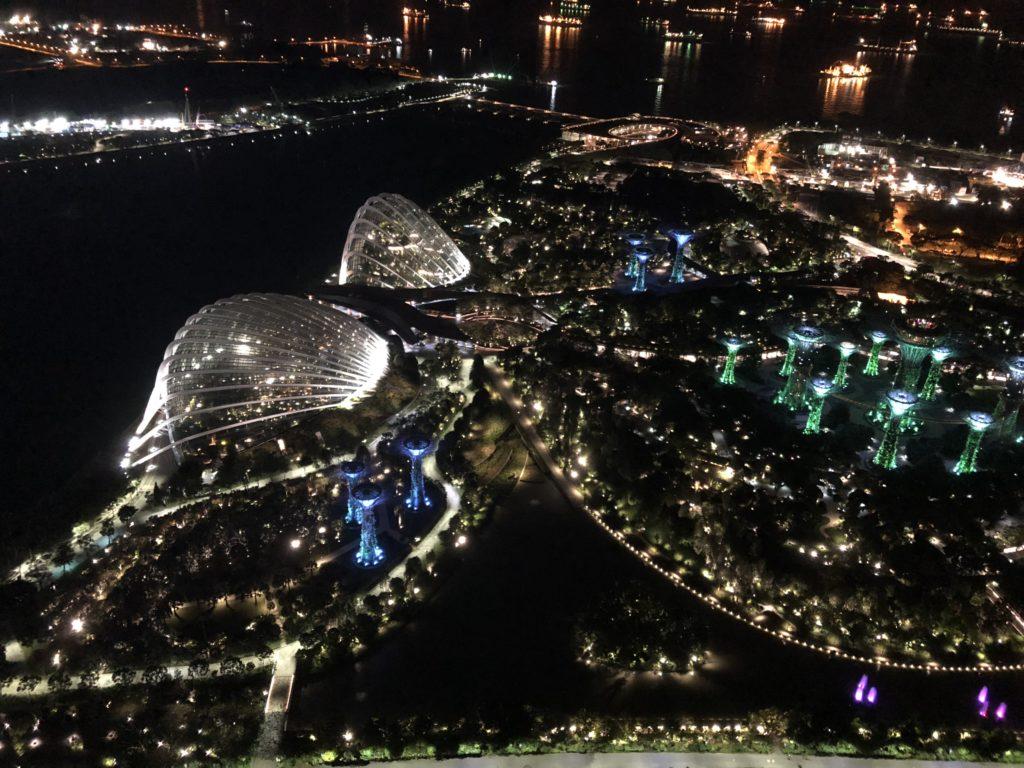 Singapore từ trên cao