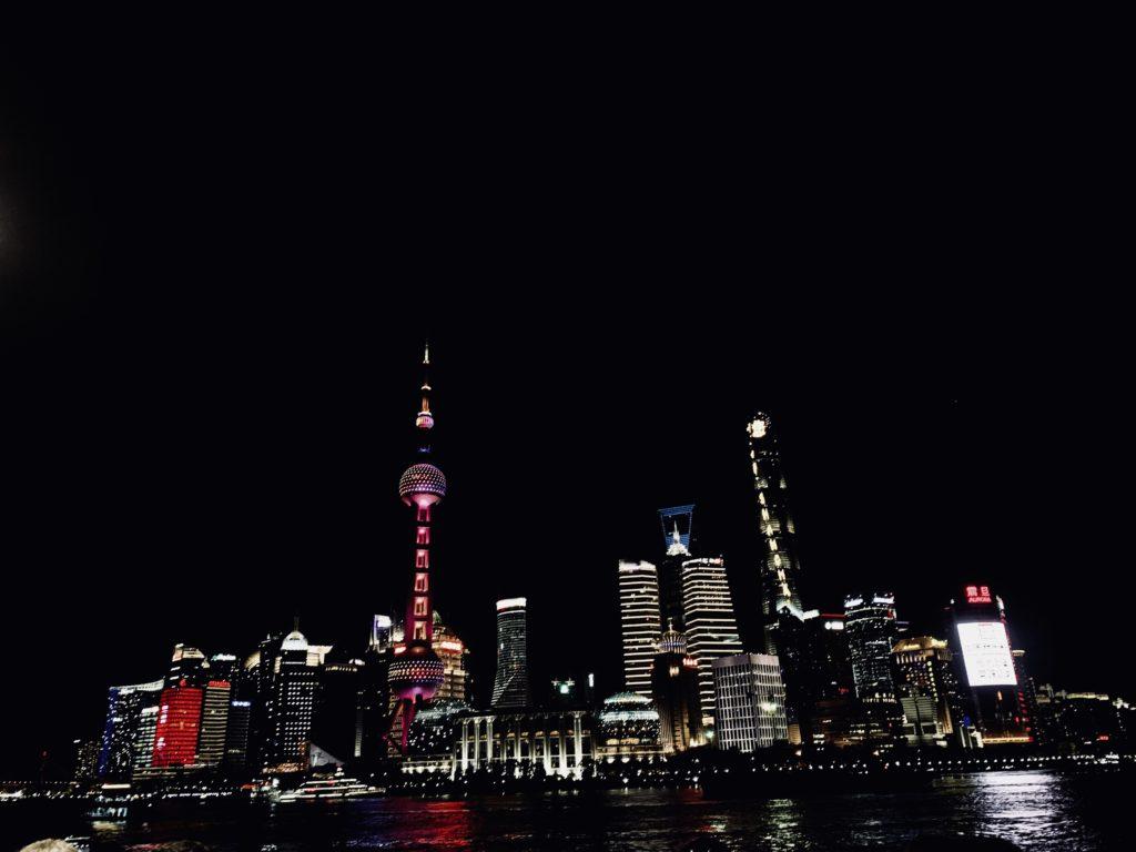 Ngắm Thượng Hải về đêm cùng blog du lịch