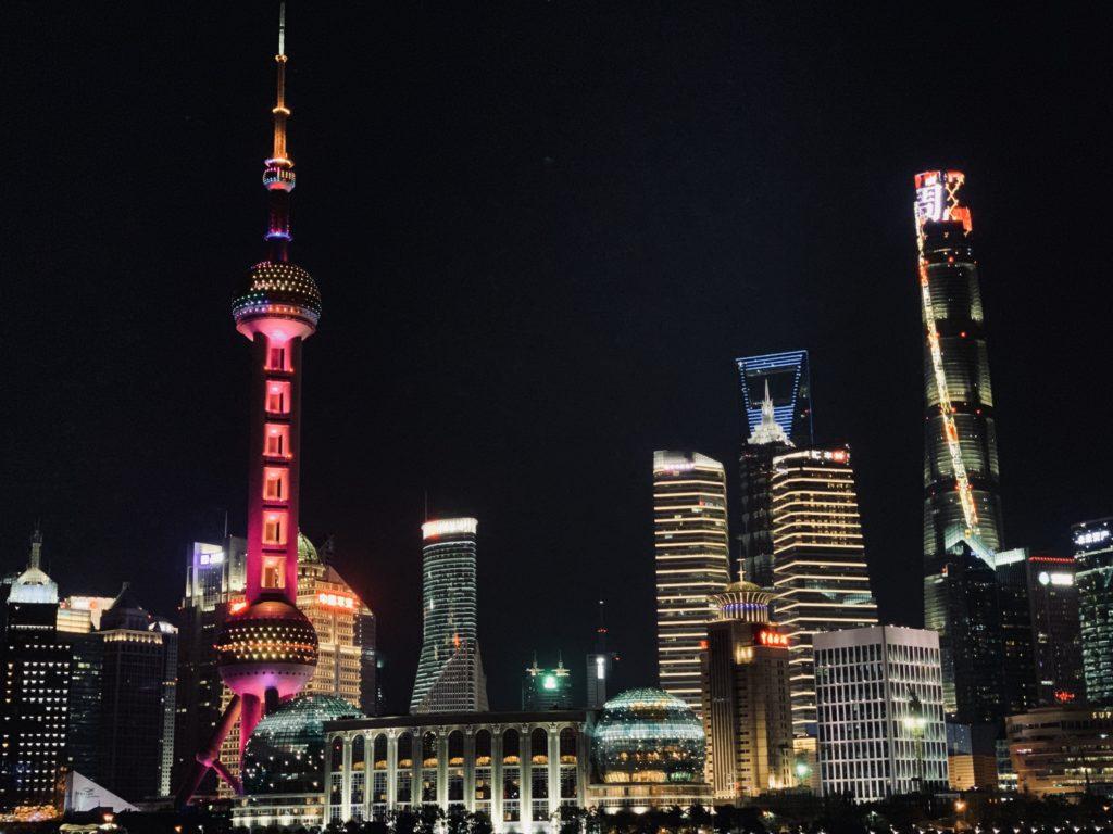 Ngắm Thượng Hải về đêm cùng travelblogvn.com