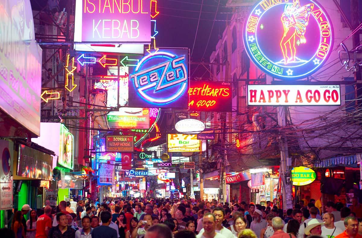 Pattaya-nightlife