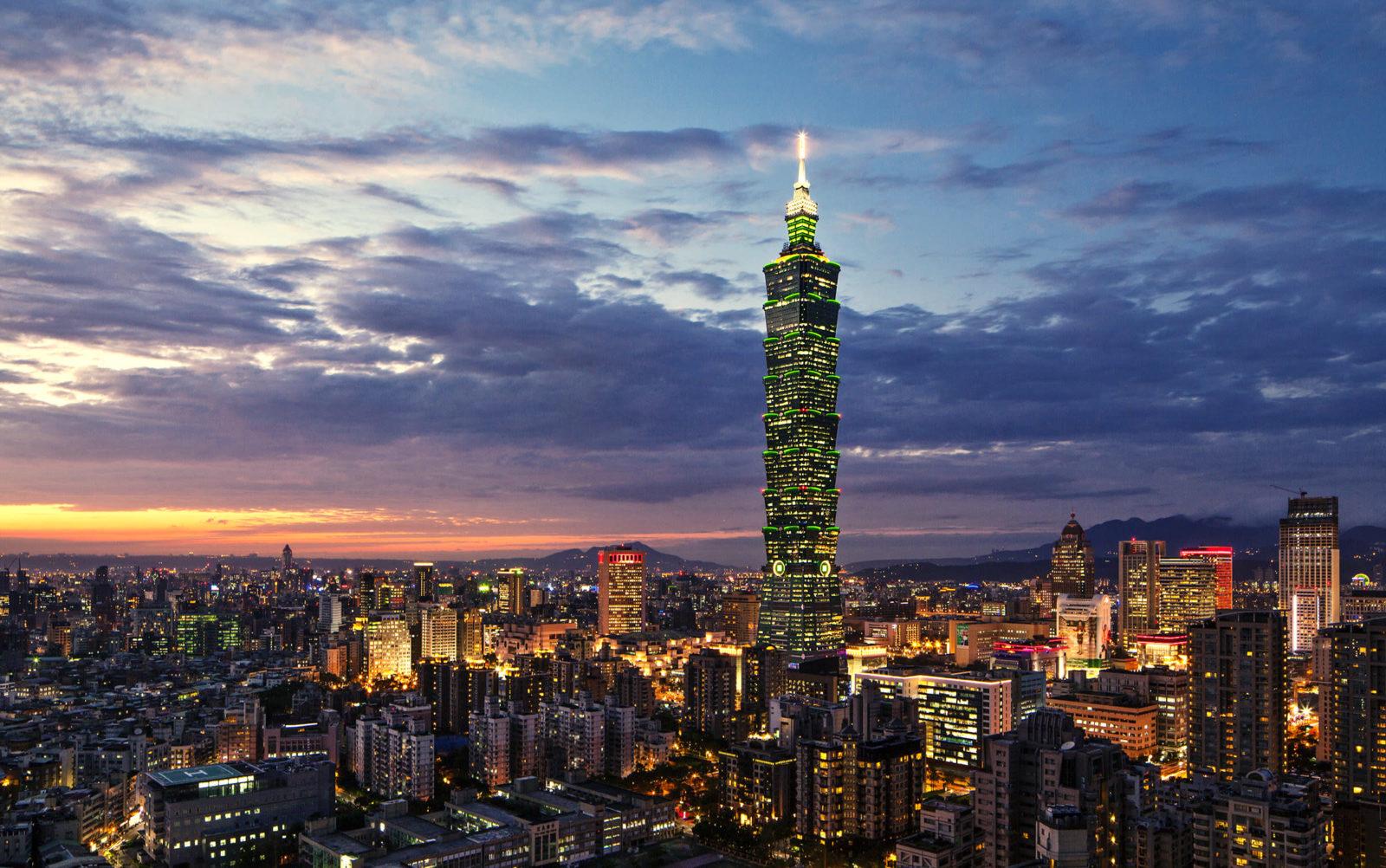Cách xin Visa Đài Loan Online