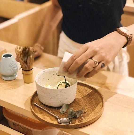 Tiệm Cafe NHẬT xinh lung linh tại SÀI GÒN