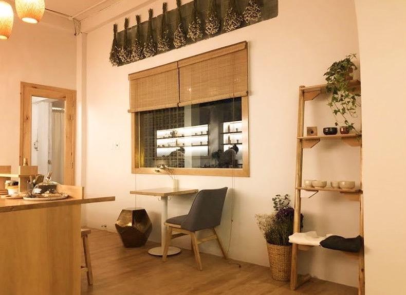 Tiệm Cafe tại SÀI GÒN
