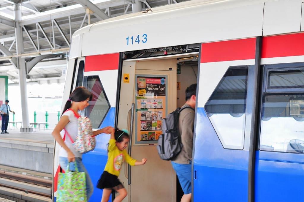 Phương tiện công cộng BTS & MRT