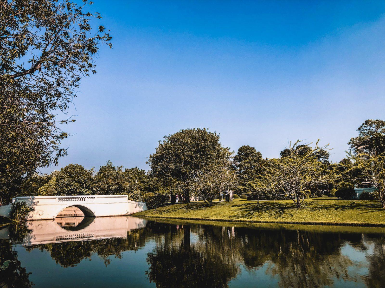 Cung điện mùa Hè Thái Lan