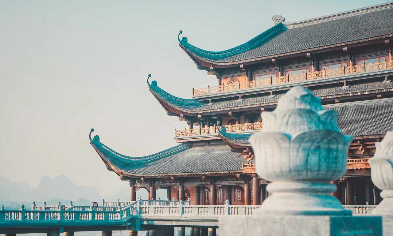 Thăm ngôi chùa lớn nhất thế giới