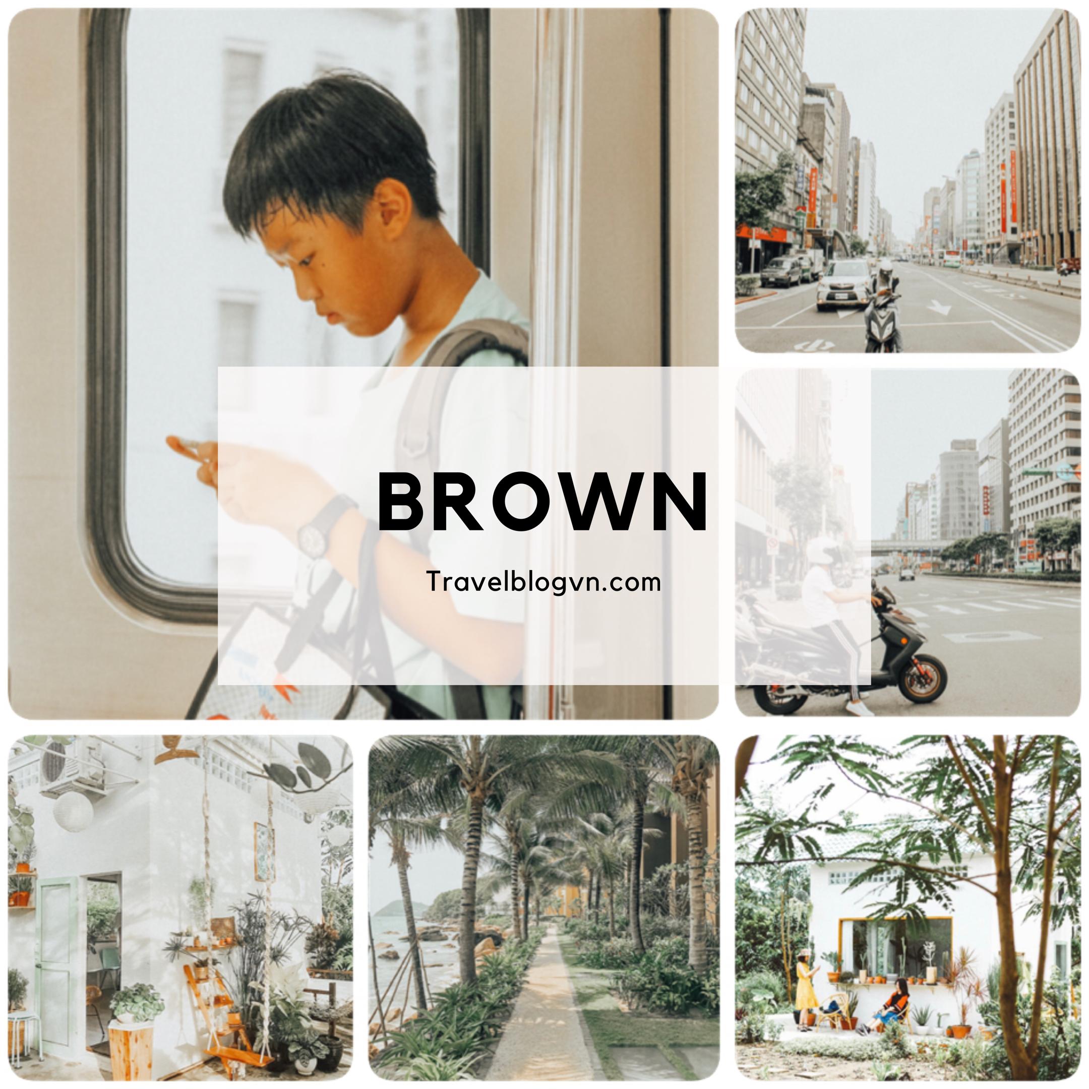 Brown Preset