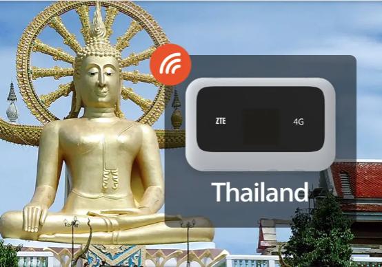 Thuê Wifi Thailand